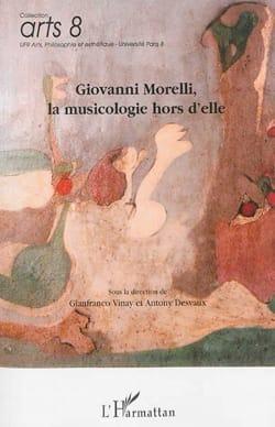 Giovanni Morelli, la musicologie hors d'elle laflutedepan