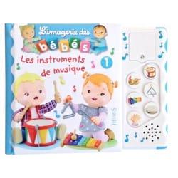 Les instruments de musique 1 - Nathalie BÉLINEAU - laflutedepan.com