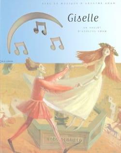 Adolphe ADAM - Giselle - Livre - di-arezzo.fr