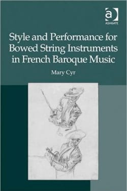 Style and Performance for Bowed String Instruments in French Baroque Music laflutedepan