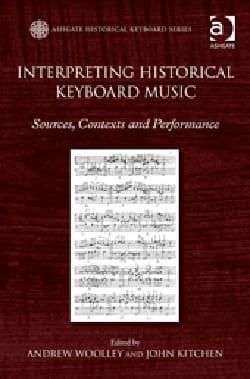 Interpreting historical keyboard music - laflutedepan.com