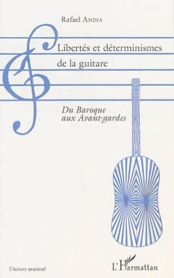 Libertés et déterminismes de la guitare : du baroque aux avant-gardes laflutedepan