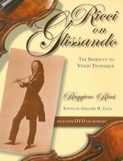 Ricci on Glissando: The Shortcut to Violin Technique laflutedepan