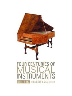 Four Centuries of Musical Instruments: The Marlowe A. Sigal Collection laflutedepan