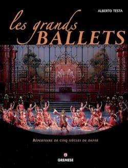 Les grands ballets : répertoire de cinq siècles de danse laflutedepan
