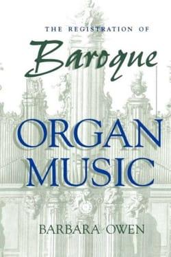 The registration of baroque organ music - laflutedepan.com