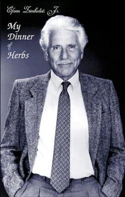 My dinner of Herbs Efrem ZIMBALIST Livre Les Hommes - laflutedepan