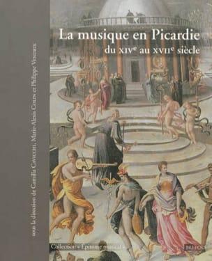 CAVICCHI - Music in Picardie - Sheet Music - di-arezzo.com