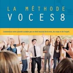 Paul SMITH - La méthode voces 8 - Livre - di-arezzo.fr