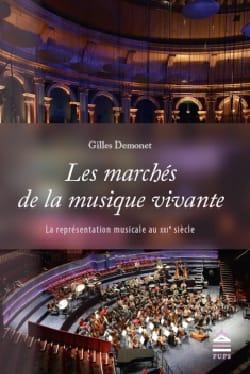 Les marchés de la musique vivante : la représentation musicale au XXIe siècle laflutedepan