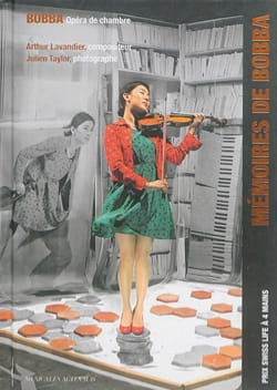 Mémoires de Bobba, opéra de Chambre Arthur LAVANDIER laflutedepan