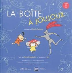 La boîte à joujoux (livre-CD) Marie DESPLECHIN Livre laflutedepan