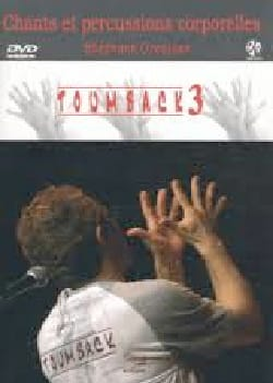Toumback vol 3: chants et percussions corporelles laflutedepan