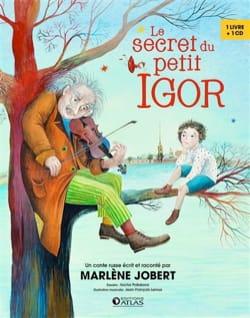 Marlène JOBERT - Le secret du petit Igor - Livre - di-arezzo.fr
