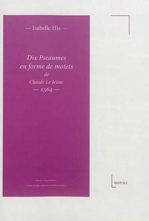 Claude Le Jeune, 10 Pseaumes en forme de motets (1564) - laflutedepan.com