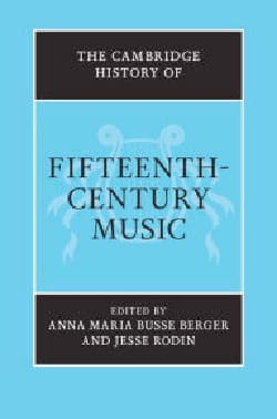 The Cambridge companion to 15th century music - laflutedepan.com