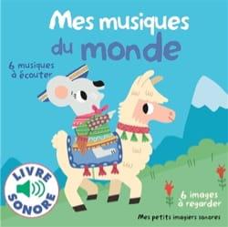 Marion BILLET - Mes musiques du monde - Livre - di-arezzo.fr