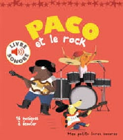 HUCHE François LE - Paco and rock - Book - di-arezzo.com