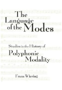 The Language of the Modes: Polyphonic Modality laflutedepan