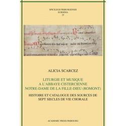 Liturgie et musique à l'abbaye cistercienne Notre-Dame de la Fille-Dieu (Romont) - laflutedepan.com