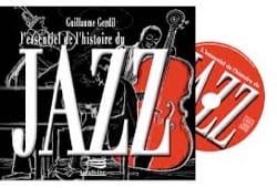 L'essentiel de l'histoire du Jazz Guillaume GERDIL Livre laflutedepan