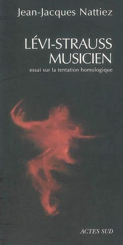 Lévi-Strauss musicien : essai sur la tentation homologique laflutedepan