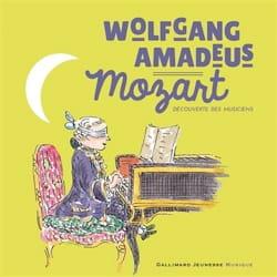 Yann WALCKER - Wolfgang Amadeus Mozart - Livre - di-arezzo.fr