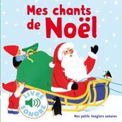 Elsa FOUQUIER - My Christmas carols - Book - di-arezzo.com
