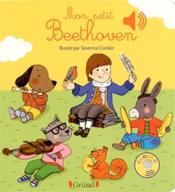 Séverine CORDIER - My little Beethoven - Book - di-arezzo.com