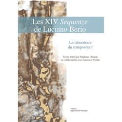 Les XIV Sequenze de Luciano Berio Stéphane ORLANDO Livre laflutedepan