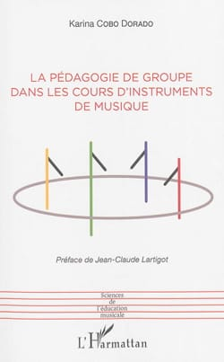 COBO DORADO Karina - Group Pedagogy in Musical Instrument Classes - Book - di-arezzo.co.uk
