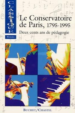 Le Conservatoire de Paris vol. 2 - Anne BONGRAIN - laflutedepan.com
