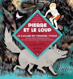 Pierre et le loup Bernard FRIOT Livre laflutedepan