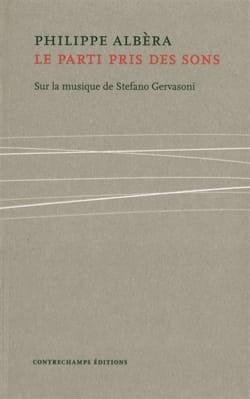 Le parti pris des sons - sur la musique de Stefano Gervasoni laflutedepan