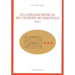 Le langage musical de l'Europe Occidentale : Tome 1 laflutedepan