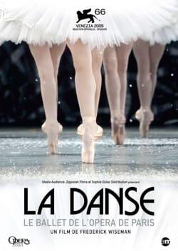 La danse : le ballet de l'opéra de Paris laflutedepan