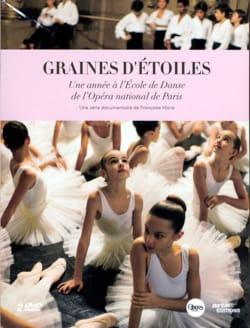 Graines d'étoiles (2 DVD) - Françoise MARIE - Livre - laflutedepan.com