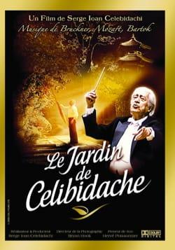 Le jardin de Celibidache - DVD remasterisé laflutedepan