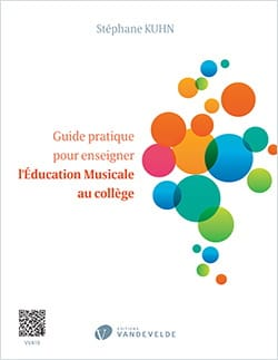Stéphane KUHN - Practical Guide to Teach Music Education in College - Book - di-arezzo.co.uk