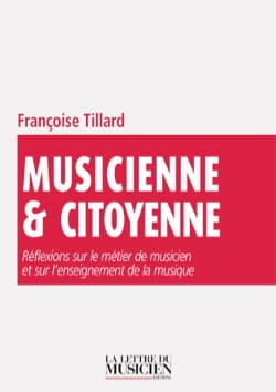 Musicienne & citoyenne Françoise TILLARD Livre laflutedepan