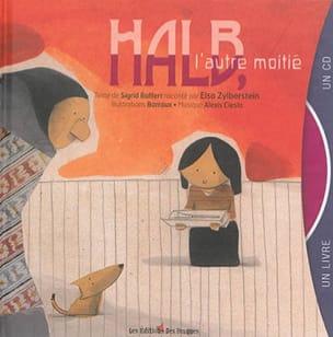 Halb, l'autre moitié - Sigrid BAFFERT - Livre - laflutedepan.com