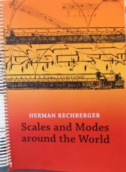 Herman RECHBERGER - Scales and modes around the world - Livre - di-arezzo.fr