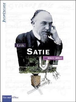 Erik Satie - Bruno GINER - Livre - Les Hommes - laflutedepan.com