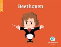 Beethoven Patricia CRÉTÉ Livre laflutedepan