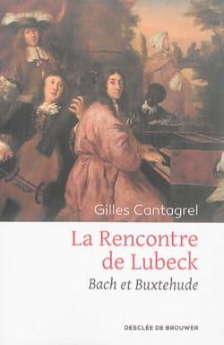 La rencontre de Lübeck : Bach et Buxtehude laflutedepan