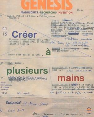 Genesis : manuscrits, recherche, invention, n° 41 laflutedepan