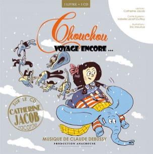 Chouchou voyage encore... LECREF-DUTILLOY Livre laflutedepan
