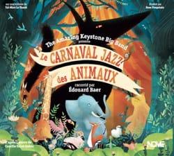 Le carnaval jazz des animaux laflutedepan