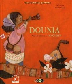 Dounia : voyage musical au Maghreb Zaf ZAPHA Livre laflutedepan