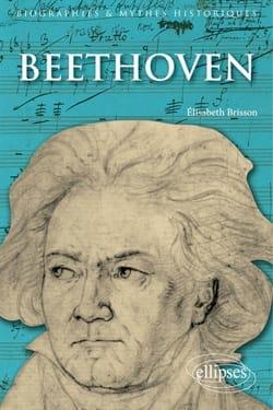 Beethoven Élisabeth BRISSON Livre Les Hommes - laflutedepan